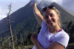 Volcano Acetenango - Guatemala